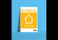 Poster 'Te koop'